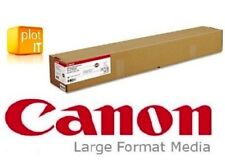 "Canon Wide Format SATINATO 190g / m ² 42 "" 1067mm x 30m INKJET PAPER ROLL"