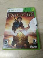 Fable III Microsoft Xbox 360 Lionhead Studios
