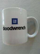 GM GOODWRENCH OVERSIZED COFFEE MUG
