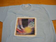 ELO Electric Light Orchestra Ladies T-shirt Eldorado size LARGE  light blue