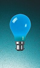 Crompton 25w BC B22 Blue Coloured GLS Light Bulb