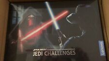 Star Wars Jedi Challenges AR Headset W/ Lightsaber Controller & Tracking Beacon