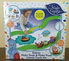 In The Night Garden Deluxe Ninky Nonk & Pinky Ponk Vehicle Track Set
