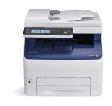 Xerox - Workcentre 6027v/ni Laser A4 azul color blanco WiFi
