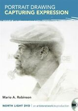 Portrait Drawing - Capturing Expression with Mario A. Robinson DVD