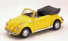 Volkswagen VW Beetle 1303 1969 Yellow 1:43 Model CARARAMA