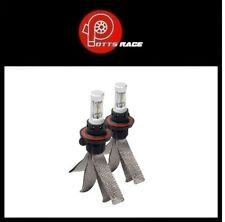 Putco 3000H1 - H1 Pair without Anti-Flicker Harness -Silver - Lux Led Kit