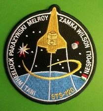 """SPACE SHUTTLE DISCOVERY STS-120 NASA PATCH USA 4"""""""
