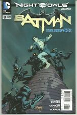 Batman #8 (New 52) 1st Print : June 2012 : DC Comics