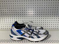 ASICS Gel-Enhance Mens Athletic Running Shoes Size 10 White Blue Gold Black Gray