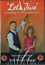 LEARNING TO ''JIVE '' -MADE EASY -'' LET'S JIVE '' - DVD