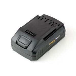 NEW 1.3Ah Li-ion Battery Pack 20V for Cordless Power Tools PrimeCables®