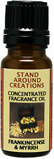 Concentrated Fragrance Oil - Frankincense & Myrrh