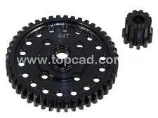 Axial EXO 90015 90024 HD Heavy Duty Spur Gear 44T & 11T Motor Gear