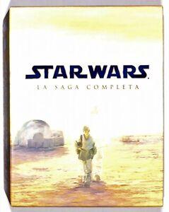 EBOND Star Wars - La Saga Completa (9 dischi) BLU-RAY D573657