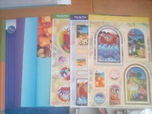 Hunkydory Two by Two card making kit