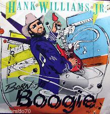 HANK WILLIAMS JR Born To Boogie LP