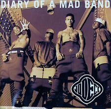 JODECI : DIARY OF A MAD BAND / CD
