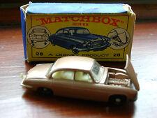 Matchbox - Lesney - Mark Ten Jaguar No 28