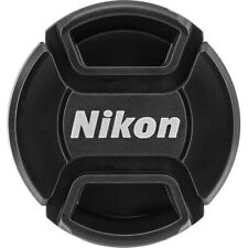 52mm Snap on Center Pinch Lens Cap Dust Cover Protector For Nikon New