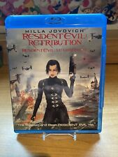 Resident Evil: Retribution (Blu-ray Disc, 2012, Canadian Bilingual)