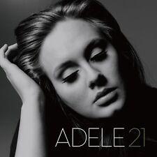 21 [Bonus Tracks] by Adele (CD, Aug-2011, High Note)