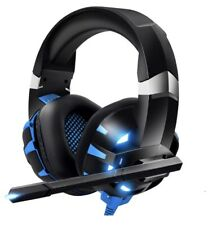 Runmus K2 Professional Gaming Headset Blue