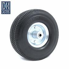 1 Dh Caster 10 Flat Free Wheel Tire Box Cart Dolly Hand Generator Wheelbarrow