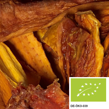 (€20,54/kg) 1kg BIO Papaya getrocknet und ungezuckert, Trockenfrüchte