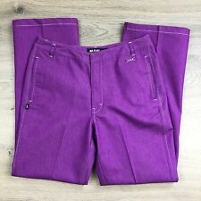 Jag Jeans Purple Women's Pants Size 8 W28 L28 (AA7)