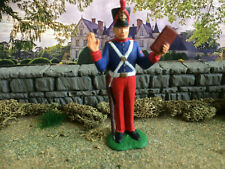 Marx  French soldier  60mm painted