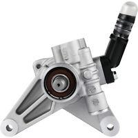 New Power Steering Pump For 2005-2009 Honda Odyssey 2003-2010 Acura MDX 3.5 3.7L