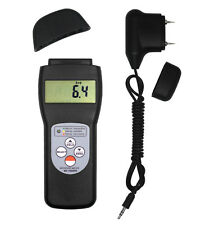 2 in1 Electromagnetic Inductive Scanner&Pin Type Moisture Meter Wood Wall Glass