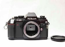 Nikon F - 301 SLR Gehäuse. Getestet! Nr.474