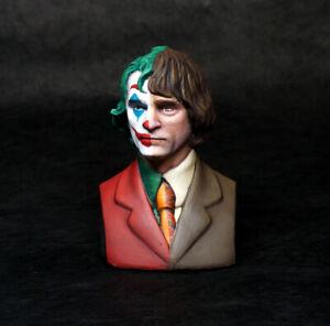 Joker Arthur Fleck Joaquin Phoenix Bust DC Comics Hand Painted 3D Print