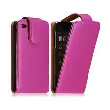 Housse coque étui pour Apple Ipod 4G couleur rose fushia + film protection écran