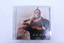 The Notorious B.I.G. Born Again Music CD with Case and Inserts
