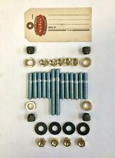 1934-1942 DeSoto, Chrysler Manifold Hardware Rebuild Kit Exhaust Intake Hardware