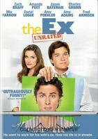 The Ex (DVD 2007) Amanda Peet, Zach Braff, Jason Bateman, Amy Poehler Mia Farrow