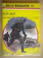 Aut – autAlding PeterMondadori1973il giallo1272prima edizioneLibro 223