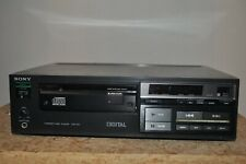 Sony CD player CDP-101 - Vintage & First Commercial CD player