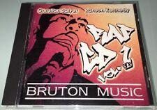 Christian Salyer, Ranson Kennedy - Rap CD Vol. 1 (1997, Bruton Music)RARE G-Funk