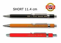 Short Clutch Leadholder Mechanical Pocket Pencil 2mm KOH-I-NOOR VERSATIL 5228