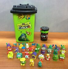 The Trash Pack Trashies Collectors Bin + 30 Trashies + 1 UFT Spin Bin Launcher
