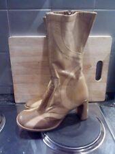 Damen Stiefeletten Schlupfstiefel Modische Velours Stiefel 818897 Schuhe