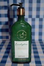 1 New Bath & Body Works Aromatherapy Eucalyptus Essential Oil Body Lotion