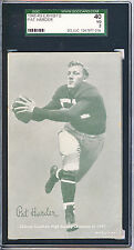 1948-49 Sports Champion Exhibit,Harder,SGC40,Green Tint,HOF,8 Higher