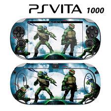 Vinyl Decal Skin Sticker for Sony PS Vita PSV 1000 Ninja Turtles TMNT 2