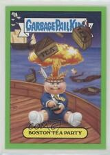 2012 Topps Garbage Pail Kids Brand New Series 1 #7 Boston Tea Party Card 1md