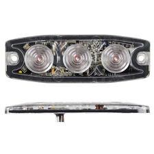 Guardian LED10A Amber Strobe Hazard Warning Lamp Light Ultra Thin